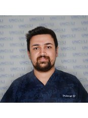 Dr Sercan Sahin - Dentist at Uncali Dental Clinic