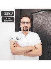 Dr. Burak  ÖNER - Mundchirurg - Baron Dental Clinic / Dental Tourism Antalya