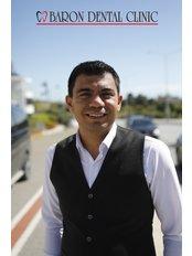Herr MUSTAFA KEKEÇ - Manager - Baron Dental Clinic / Dental Tourism Antalya