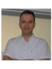Dr Ahmet Cetin - Dentist at Caglayan Dental Health Clinic