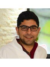 Dr Burak Simsek - Dentist at Side Diş