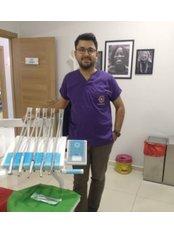 Dr Bahattin SHAZ - Dentist at Akva Dental Clinic