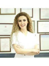 Dr Buket Kilinç - Dentist at Ata Dental Clinic