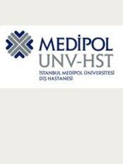 Medipol Uni Dental and Oral Maxillofacial Hospital - TEM Avrupa Otoyolu, Bağcılar Çıkışı No 1, Istanbul (Europe), Bağcılar,