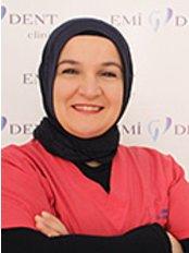 Dr. Emine Kesçi Emiroglu - Zahnärztin - Emident