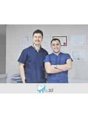 Diş 212 - Dental Aesthetic Facility - Yenidogan Mah. Abdi Ipekci Cd. No:55/A Bayrampasa, Istanbul, Turkey,  0