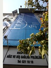 Hospitadent - Fatih - Akdeniz Cad. No:28, Fatih, Istanbul,