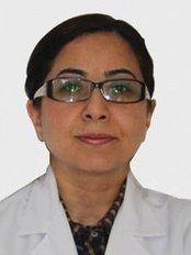 Dr. Çigdem SAHIN - Zahnärztin - Dentaydın - İstanbul Aydın Üniversitesi