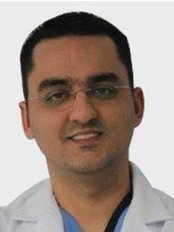 Dr. Mehmet Ali ELÇIN - Zahnarzt / Praxispartner - Dentaydın - İstanbul Aydın Üniversitesi