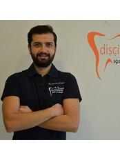 Dt. Can Durusu - Dentist at Discim Istanbul - Kadikoy