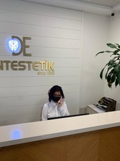 Mrs Canan Hısım - Assistant Practice Manager at Istanbul Dentestetik