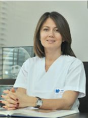 Dr Gülay Katiboglu - Dentist at Katiboğlu Dental and Implant Clinic