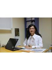 Emine SALTIK - Physiotherapist at ISOM Tip Merkezi - Dental Clinic