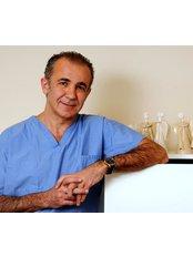 Prof Akin YUCEL - Surgeon at ISOM Tip Merkezi - Dental Clinic