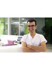 Dr Mehmet Ağırnaslıgil - Dentist at Dentakademi Oral & Dental Healthcare Centre