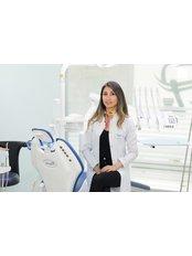 Dr Tuba Ibis - Dentist at Mevsim Dental Clinic