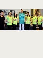 DentaVita Dental Clinique - Meserburnu cad. No:105 K:2 Sariyer, Istanbul, Sariyer, 34450,