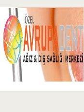 Avrupadent Ağız ve Diş Sağlığı Merkezi, Şirinyer Şubemiz - Mehmet Akif Caddesi, No:93, A Sirinyer , Izmir, 6130,