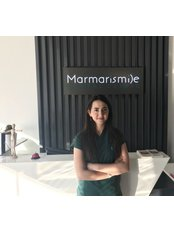 Dr Aslıhan Yılmaz - Dentist at MarmariSmile Dental Center