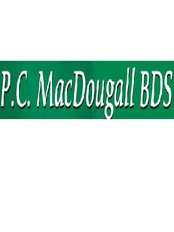 P.C. MacDougall Dental Practice - 61 High Street, Arbroath, DD11 1AN,  0