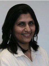 Dr Sunita Naidoo -  at De-ientes Clapham