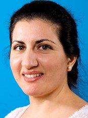 Dr Maria Vasilliou - Dentist at Kimbolton Dental Practice