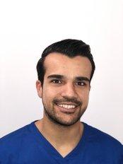 Mr Morteza Dehghanpour -  at Leagrave Dental Sedation Clinic