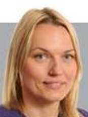 Dr Anna Andersson - Associate Dentist at Linden Dental Surgery