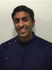 Dr Shanir Patel - Dentist at Oaktree Dental Practice