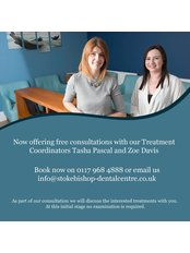 Our Treatment Coordinators - Practice Coordinator at Stoke Bishop Dental Centre