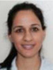 Dr Tina Hirani - Associate Dentist at Enhance Dental Centre
