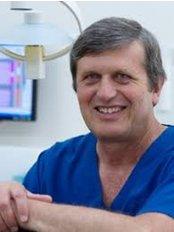 Dr Hennie Van Jaarsveld, Periodontist - Surgeon at Brooklands Dental Clinic Ltd