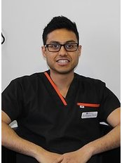 Dr Anupam Nandi - Dentist at Bosden Farm Dental Practice