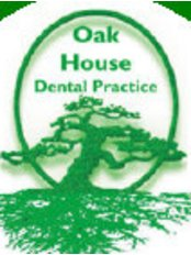 The Oak House Dental Practice - 13 St. Georges Road, Truro, Cornwall, TR1 3JE,  0