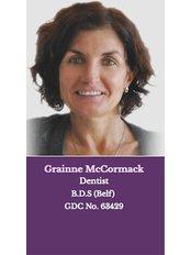 Dr Grainne McCormack - Dentist at Dental Excellence Belmont Road
