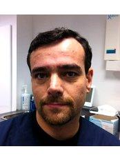 Dr Pavlos Tsiliagas - Dentist at Amber Valley Dental Pratice
