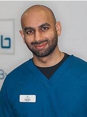 Dr Rajan Nansi -  at Darren Bywater Dental Care