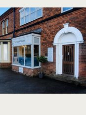 Ferndale House Dental Practice - Front of practice
