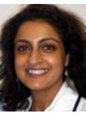 Dr Harpreet Saduera - Principal Dentist at Cavendish Dental Practice