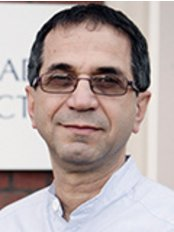 Mr Mohsen Farhoudi - Dentist at Spicer Road Dental Practice