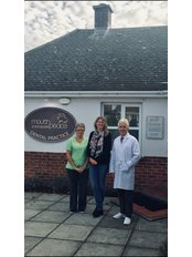 Mrs Sue Webb - Practice Manager at MouthPeace Dental Practice - Wool