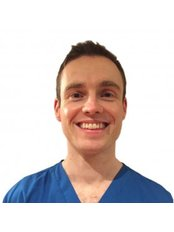 Dr David McGibney - Associate Dentist at Durham City Smiles