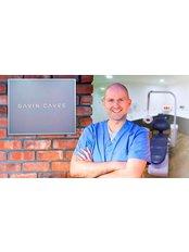 Dr Gavin Caves - Orthodontist at Gavin Caves Orthodontics