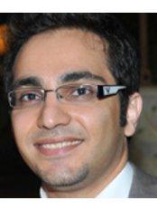 Dr Navid Saberi -  at Elms Lea Dental Practice