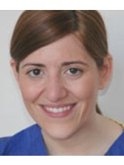 Dr Elisa Agudo -  at Elms Lea Dental Practice