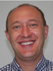 Dr Chris Roberts - Principal Dentist at Surrenden Dental Practice