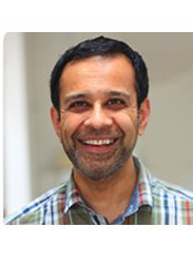 Dr Arif Essaji - Dentist at Hangleton Dental Practice