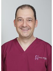 Dimitri Mantazis - Principal Dentist - Principal Dentist at The Dental Hygiene Clinic