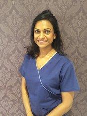 Dr Kanusha Naidu - Dentist at Parmar Dental
