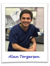Alan Torgersen -  at Canmore Dental Practice Dunfermline